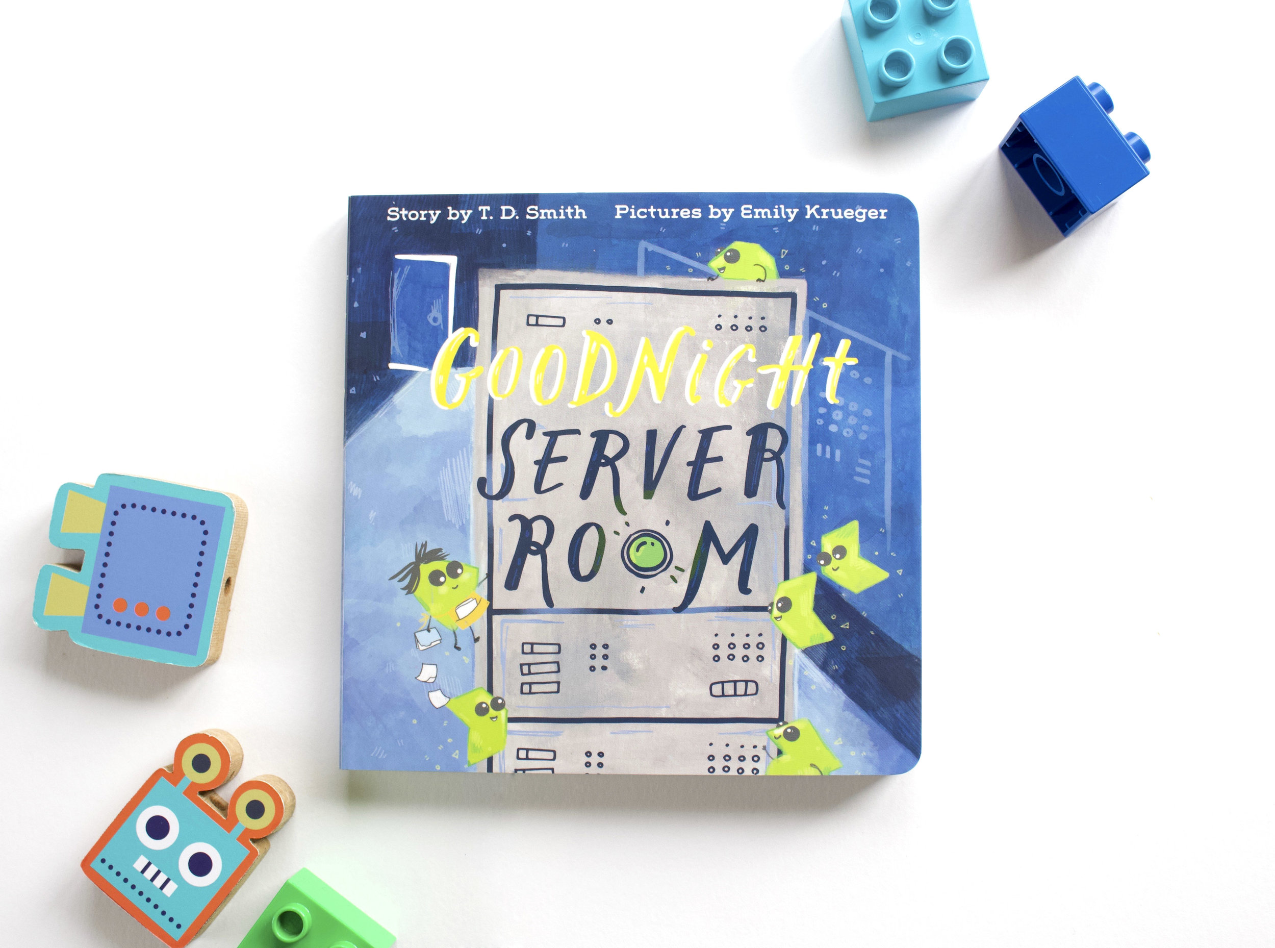 Goodnight Server Room now available! - 6