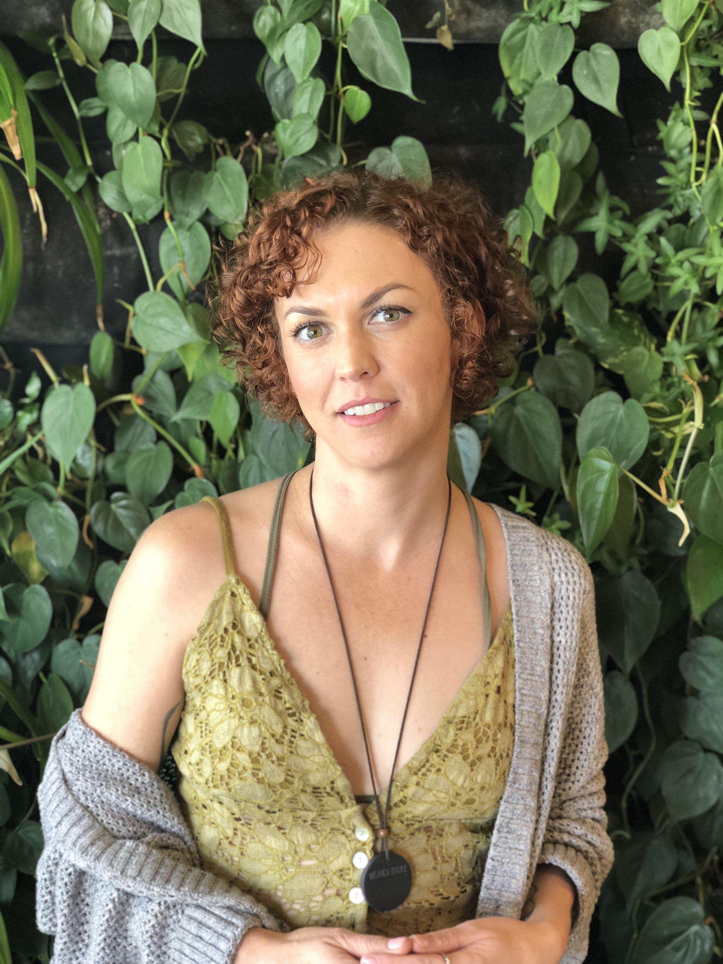Ruth - makeup artist, brow specialist, actress.