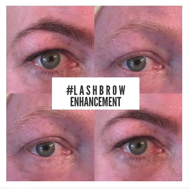 🌸Wake up without makeup 🌸 • LASH&BROW ENHANCEMENT• . . For booking please visit our website at www.thegreenroombeautybar.com or call (408)244-7336. . . .