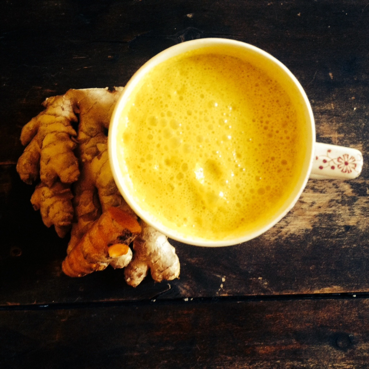 Turmeric Toddy
