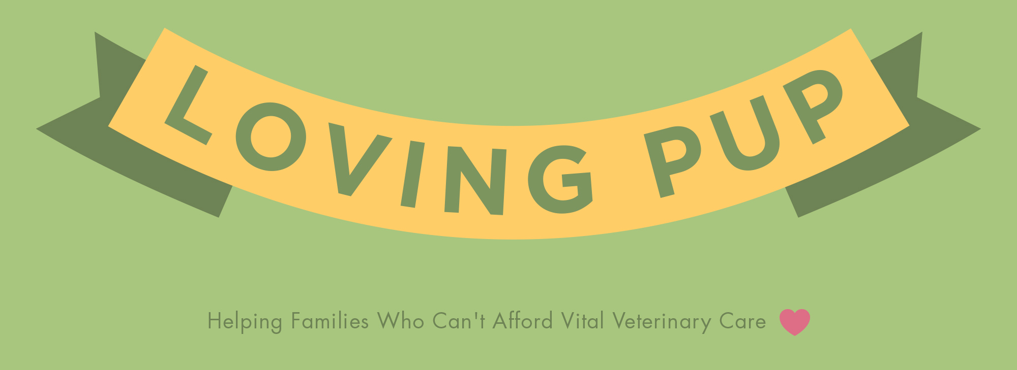 Loving Pup - Helping Families Who Can't Afford Vital Veterinary Care