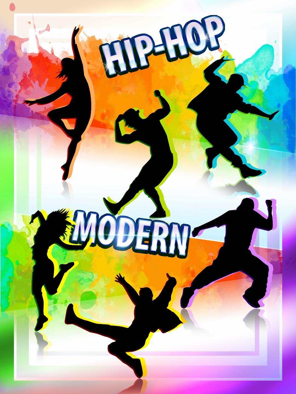 HIP-HOP DANCE - AGE: 6 & UPMONDAYS & WEDNESDAYS 5:00PM - 6:00PM