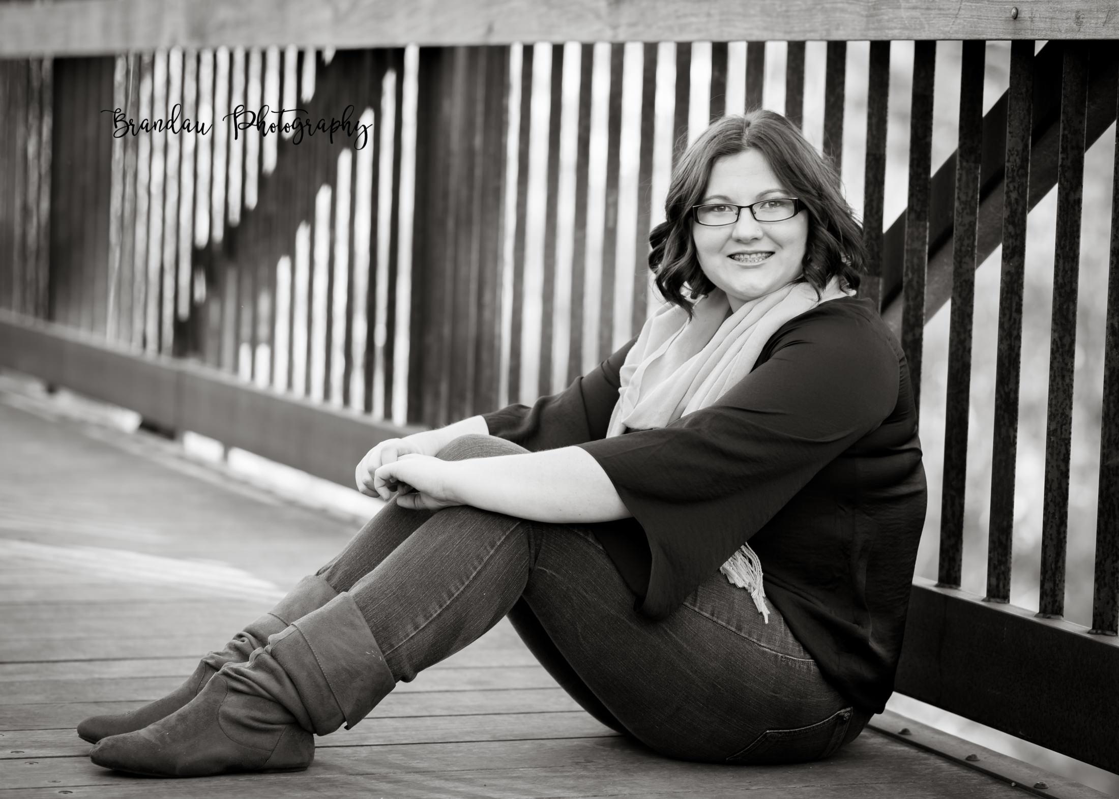 Central Iowa Senior - Brandau Photography - Ames Iowa