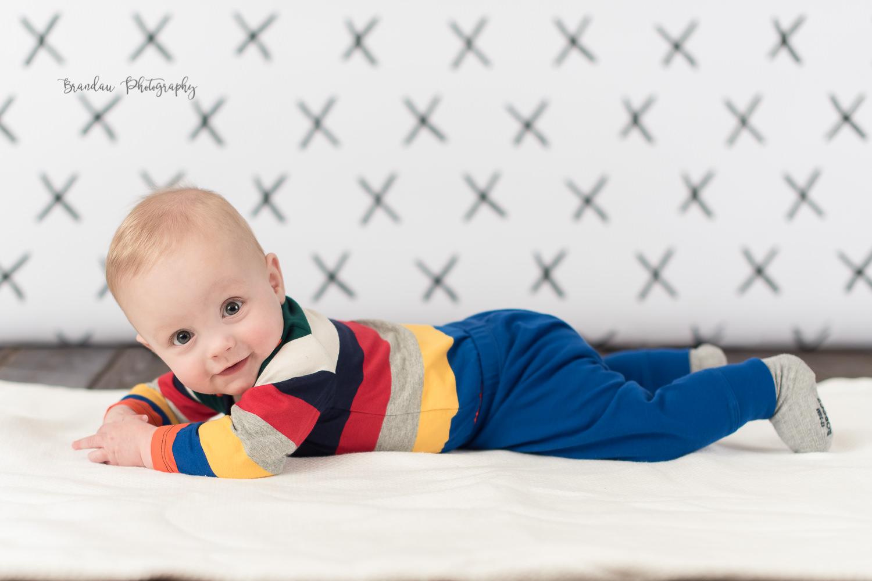 baby boy posing Nevada Iowa _Brandau Photography.jpg