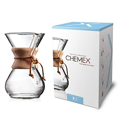 20% off Chemex 6-Cup Brewer