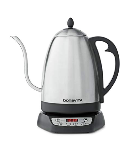 20% off Bonavita Variable Temperature Gooseneck Kettle