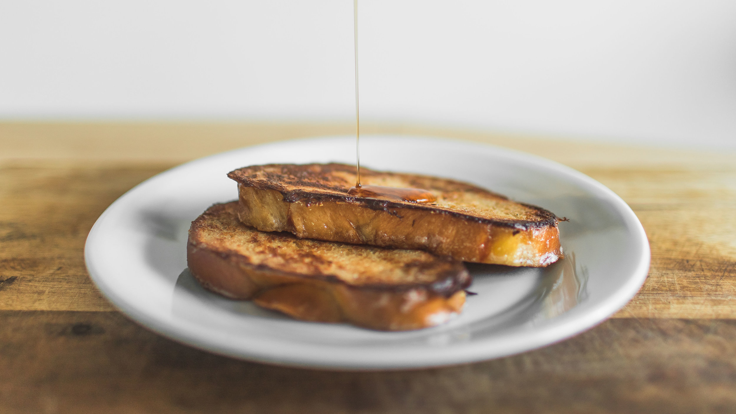 Cold Brew French Toast