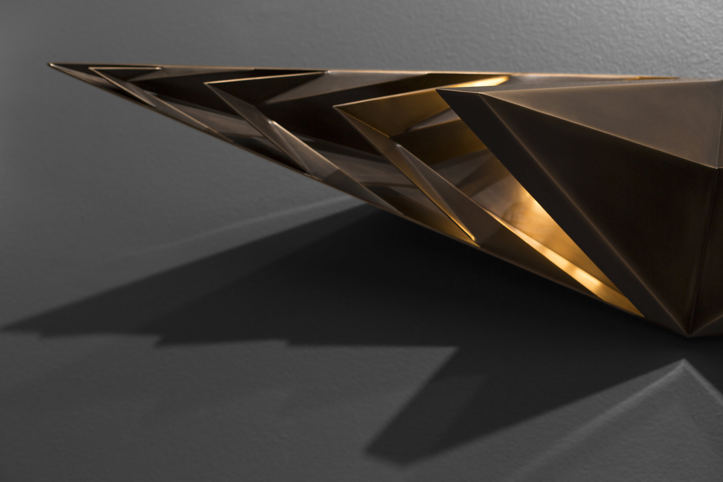 """Parenthetical Light (detail) 