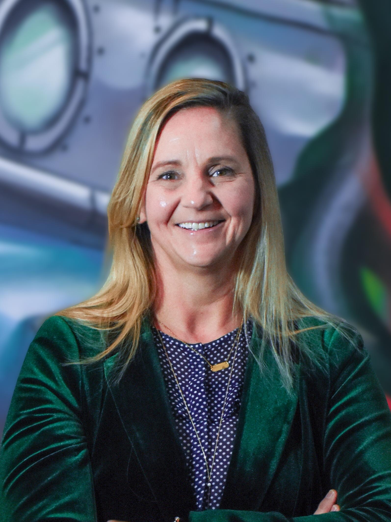 Erin Stein  Vice- President, Global Recruitment, RBC