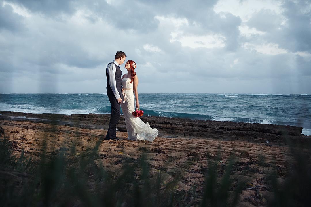East Kauai Wedding