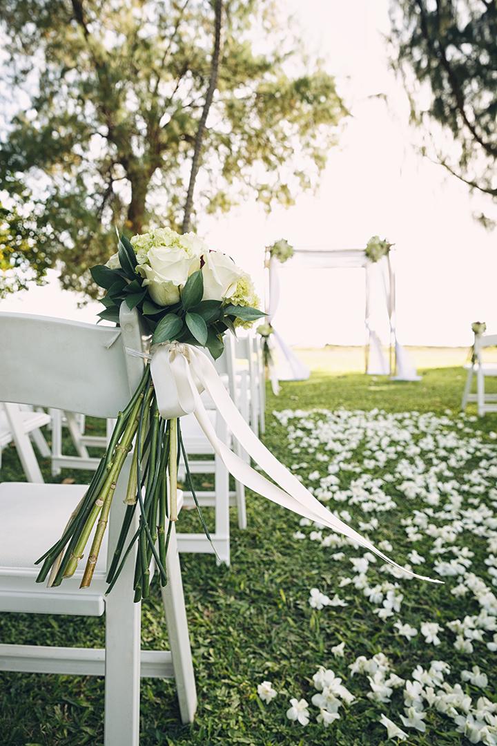 Waimea Plantation Cottages Wedding