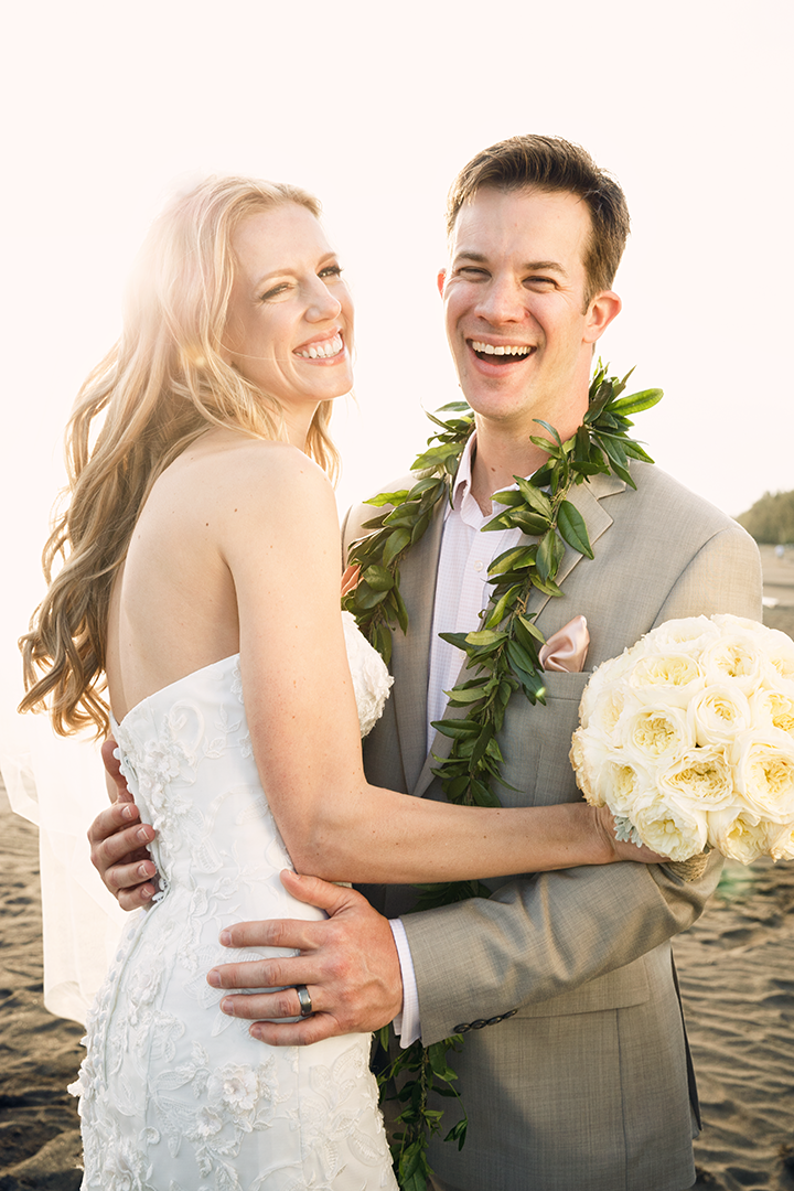 Kauai Wedding, Waimea Hawaii
