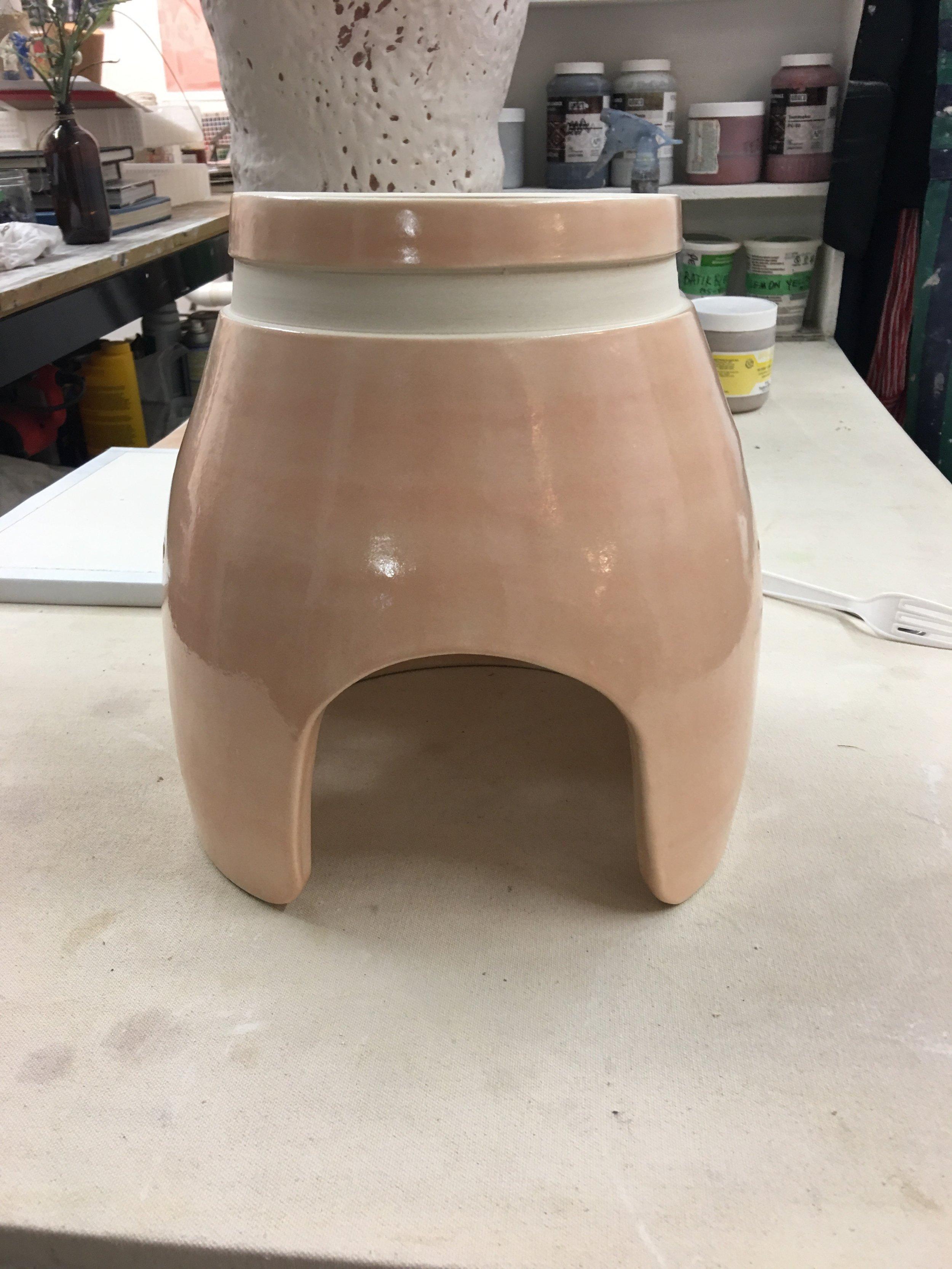 base of vase helmet