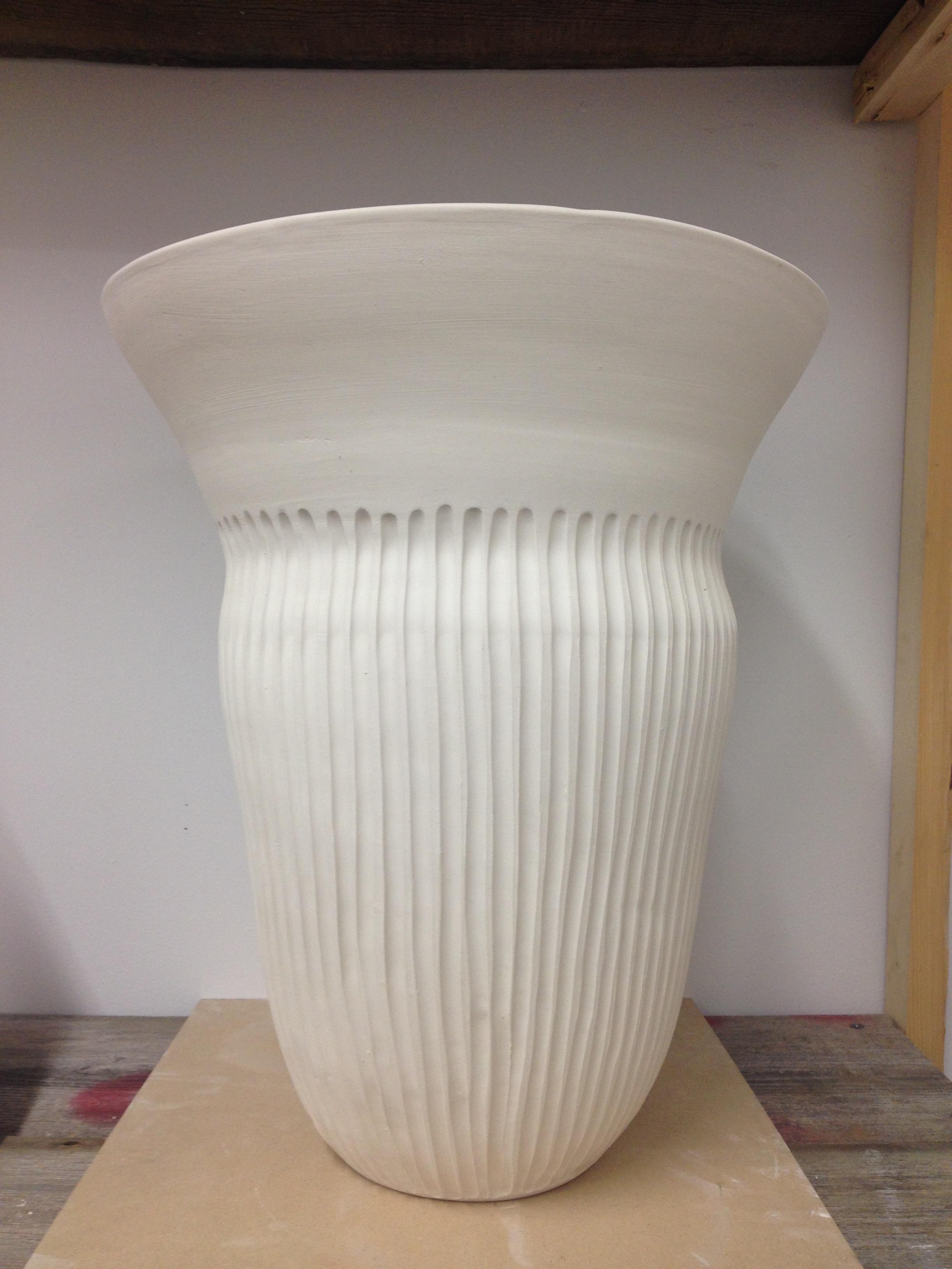 """large vase (19"""" tall)"""