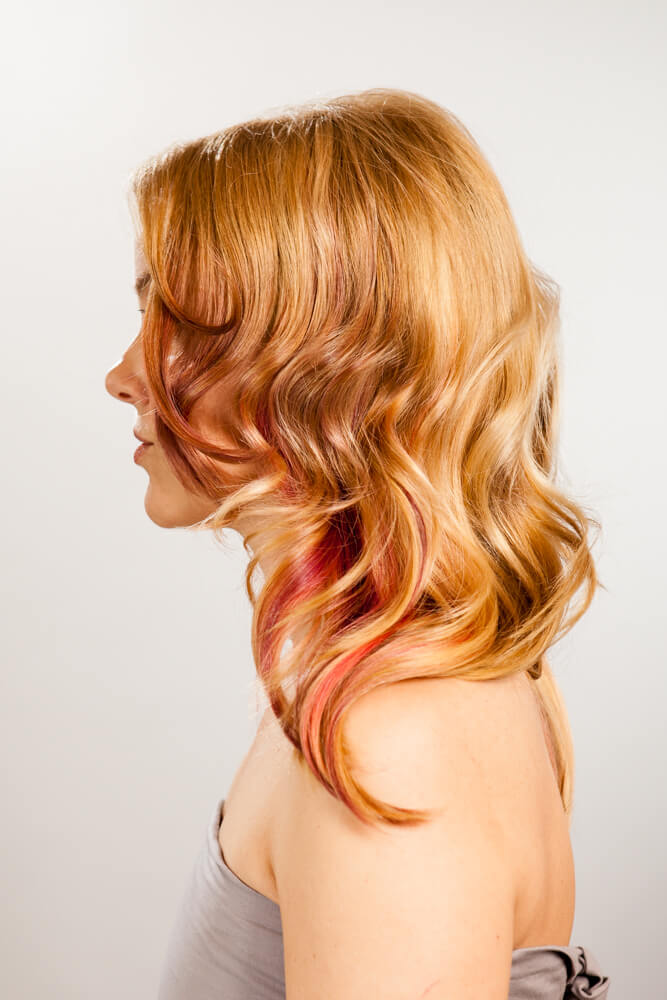 Hairpainting