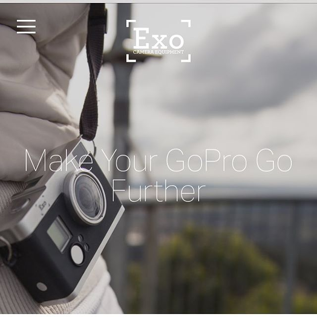 Hello All, please meet the @exocamera and help them to be on market early next year they are good guys!