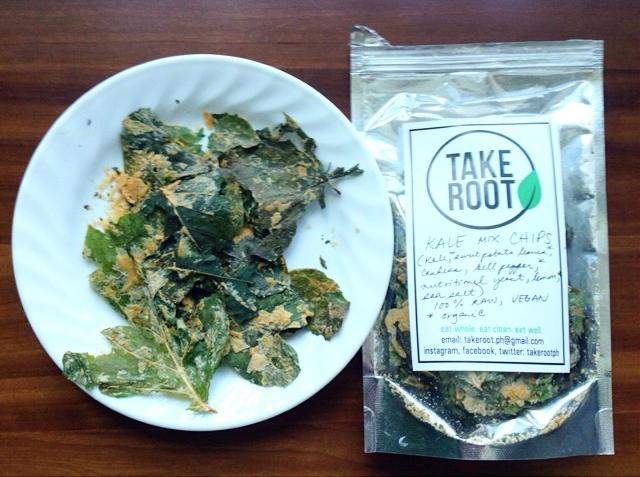 Kale Mix Chips