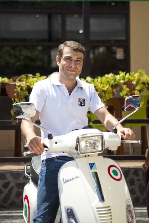 Owner of Gusto Gusto Trattoria, Gerlando Giulana