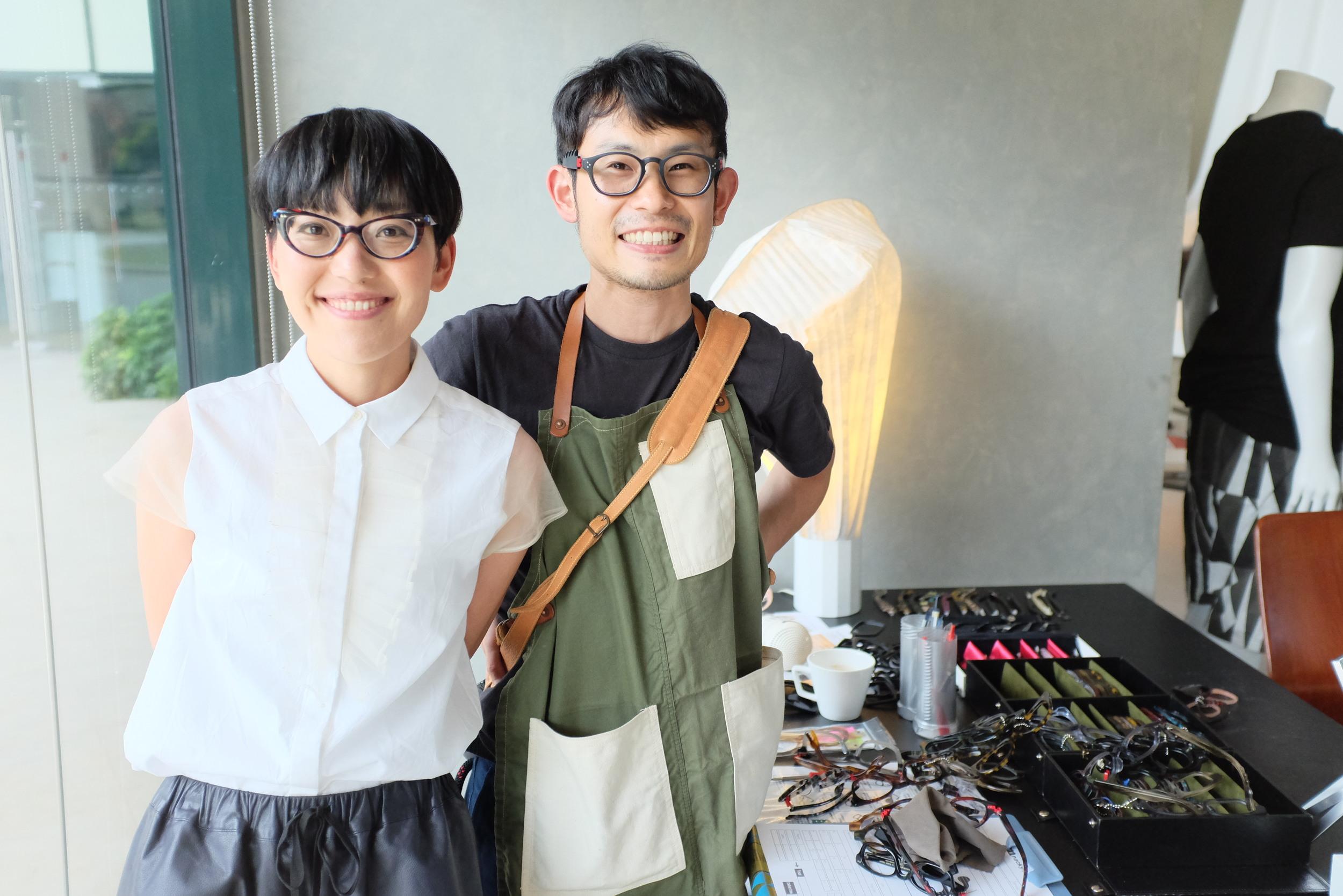Tomoko & Naoki Nakagawa