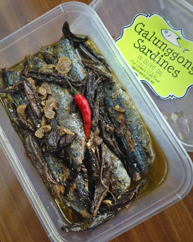 Galunggong Sardines
