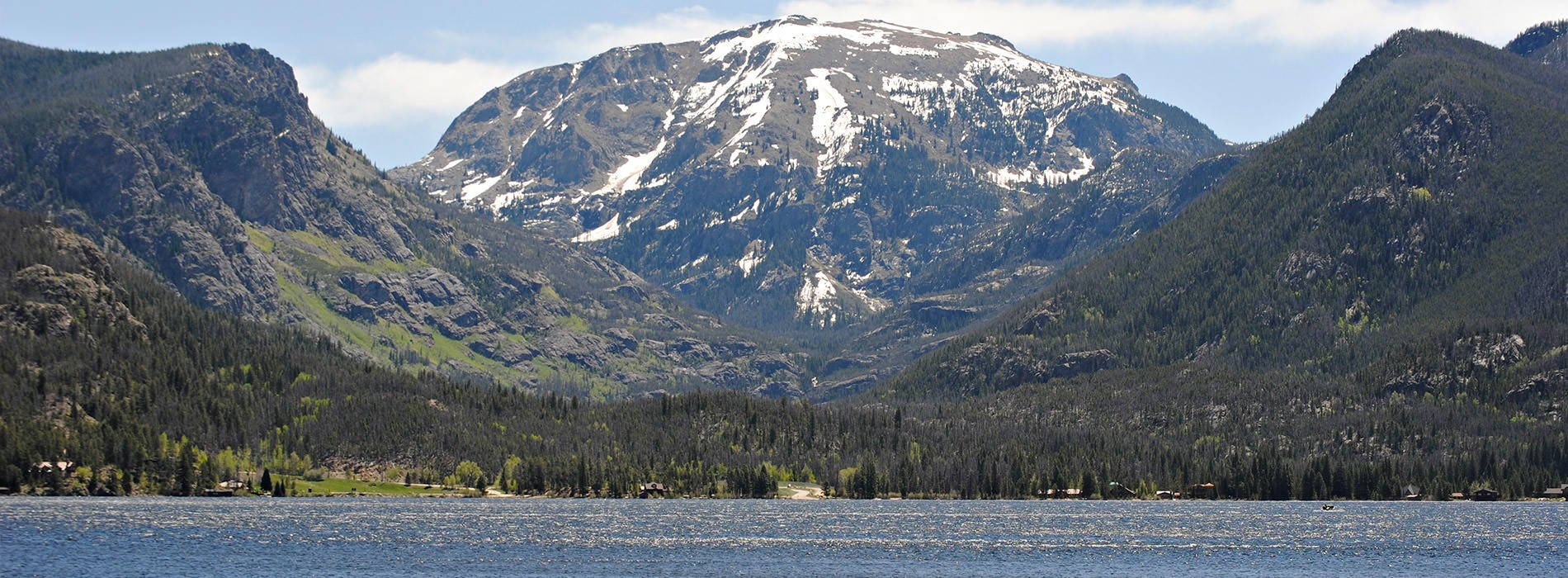 Grand Lake: Breathe deep, get outside and live it.