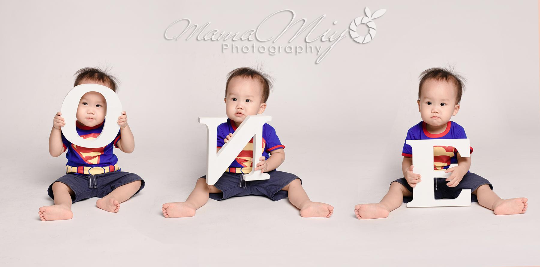 Baby photoshoot Singapore