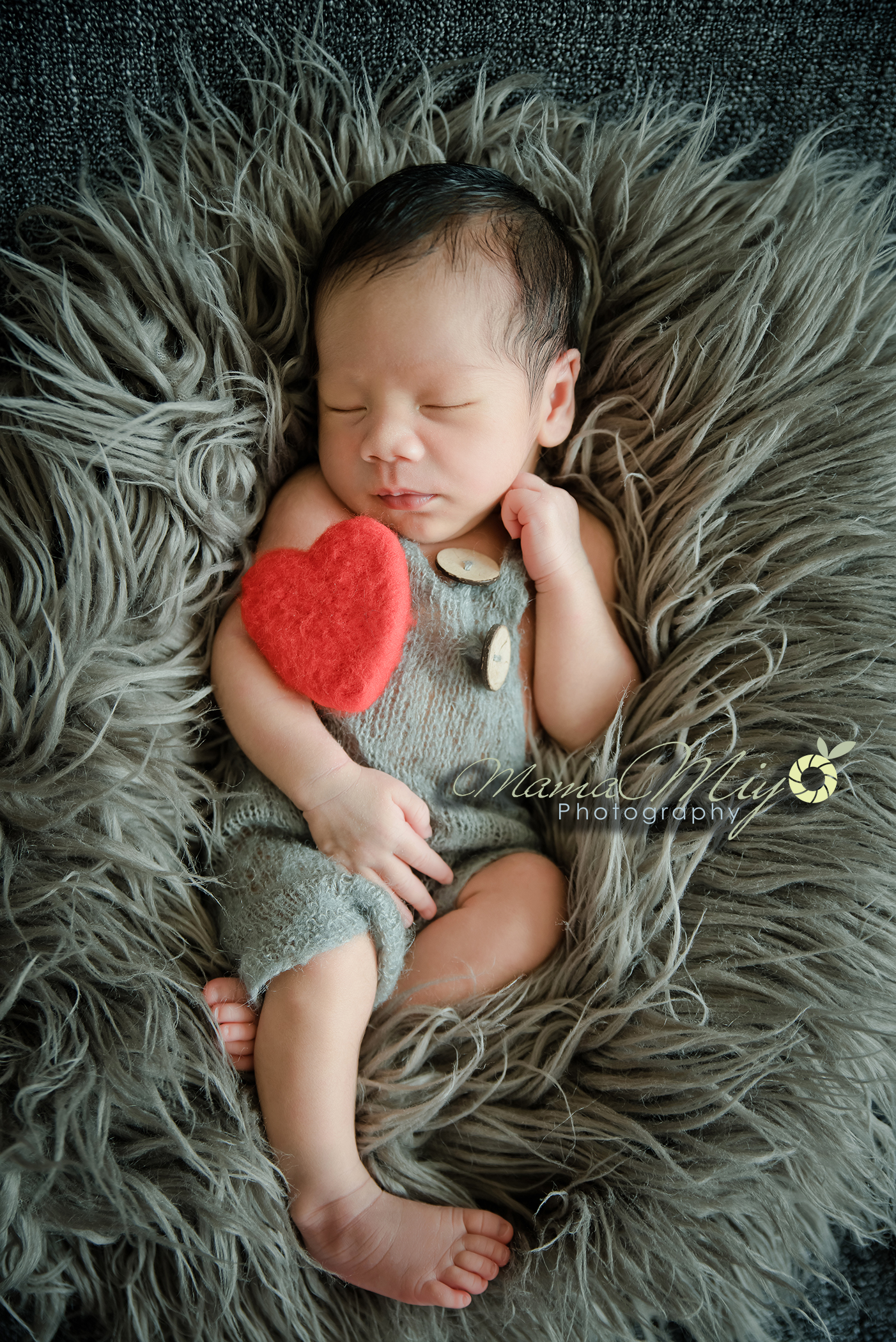 Newborn Studio Photography Singapore
