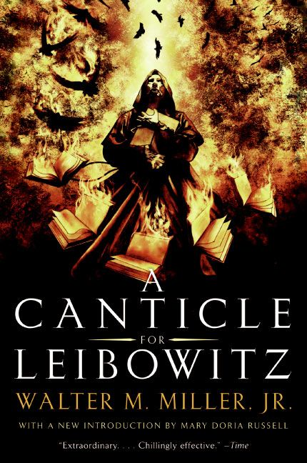 1) A Canticle for Leibowitz - Walter M. Miller's 1959 novel A Canticle for Leibowitz be might the weirdest post-apocalyptic book you'll ever read. Set in the desert of the southwestern United States after a nuclear war, it spans thousands of years as both civilization and the monks of the Albertian Order of Leibowitz attempt to rebuild. Equal parts surreal comedy (at one point the order has an internal argument based on legitimizing and making canon a discovered pre-apocalypse grocery list that may or may not have been written by Saint Leibowitz), horror, and philosophical text, A Canticle is a wonderfully unique examination of the cyclical nature of history and humanity's inability to progress past its own self-destructive tendencies.
