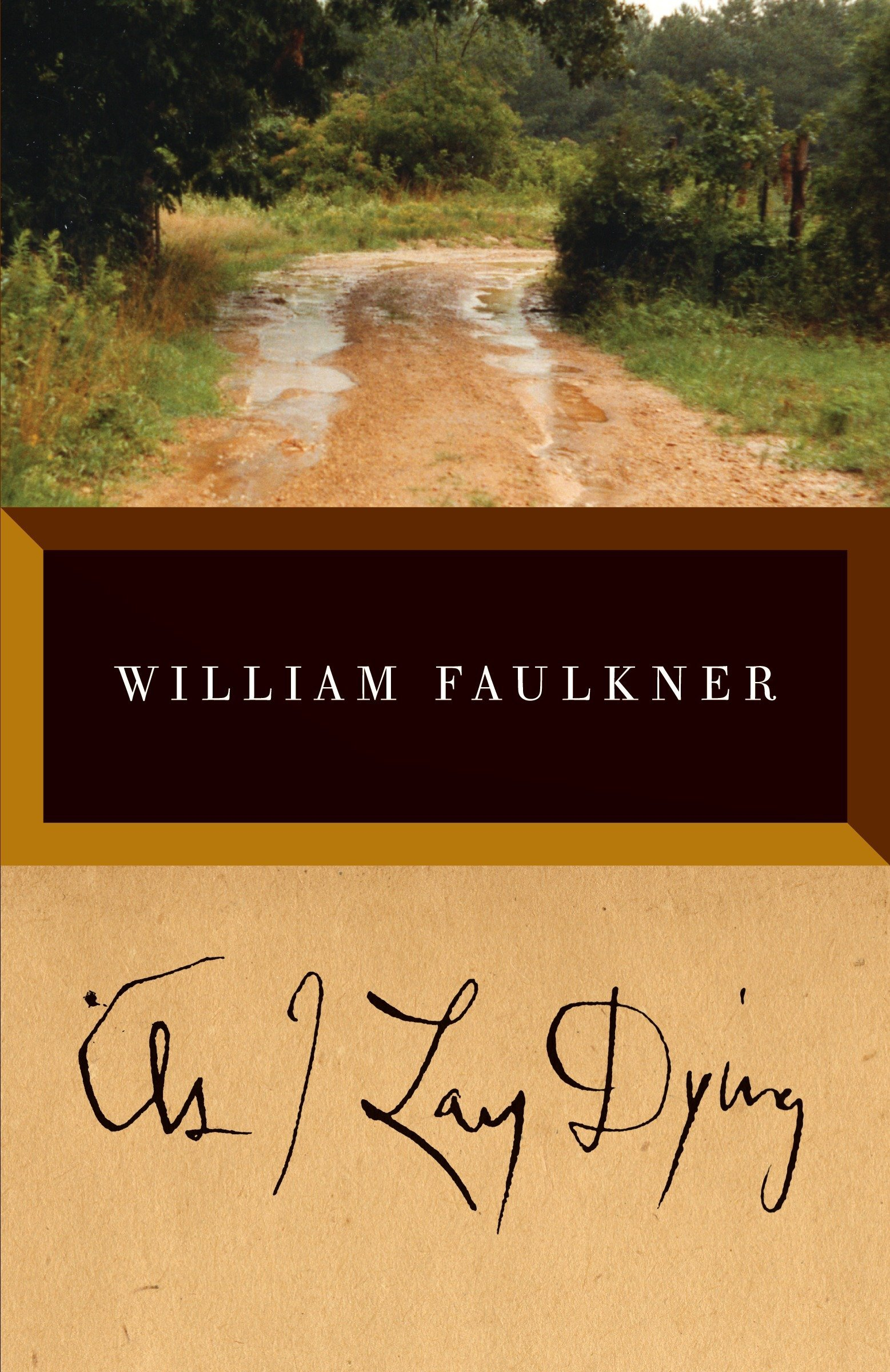"""7) As I Lay Dying - The quintessential American Southern Gothic story, Faulkner's fifth novel is a unique dark comedy that blends family, the loss of innocence, and the absurd. As I Lay Dying uses stream of consciousness, first person narration, and distinct writing styles for each of the characters to create a work that's intimate and deep. A constant on any """"Best 100 Novels"""" or """"Best American Novels"""" style lists, As I Lay Dying is Faulkner's masterpiece (which is saying a lot)."""