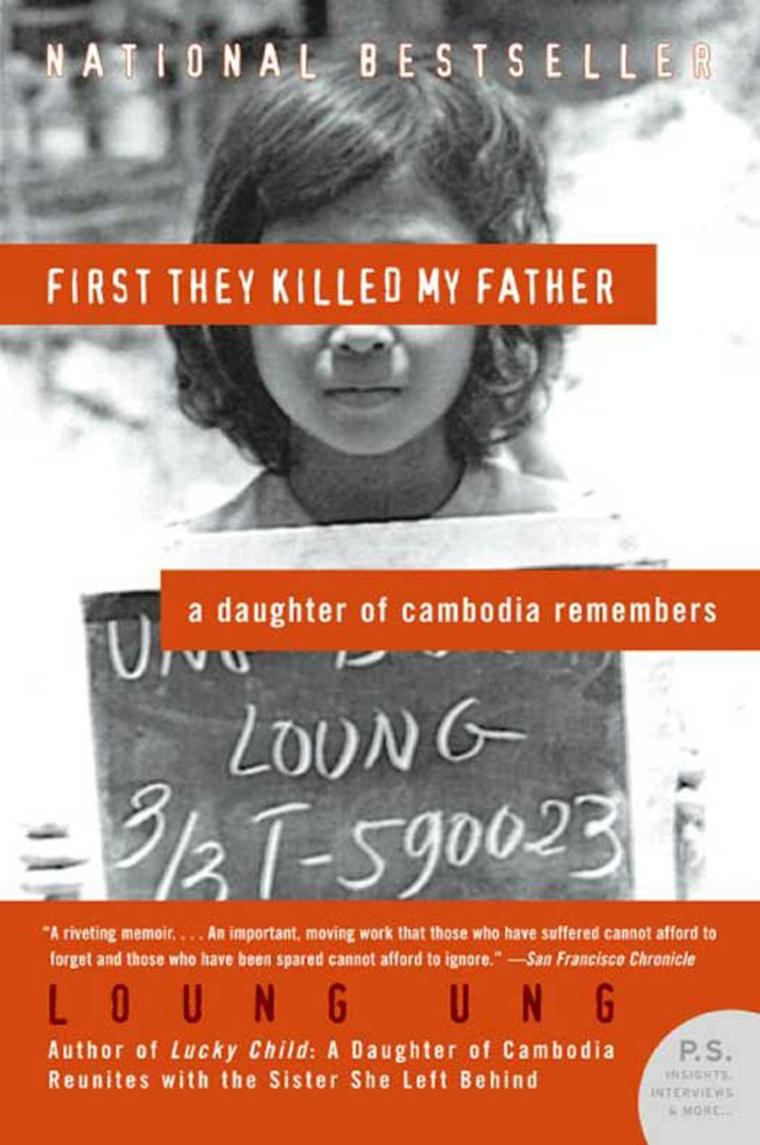 15) First They Killed My Father - First They Killed My Father is Loung Ung's memoir about growing up under the Khmer Rouge during the Cambodian genocide. One of the most powerful depictions of the ground-level of genocide, it's a remarkably emotional story about survival, sacrifice, and family. When it comes to events as horrific as genocide, it can be hard to work past the statistics and incomprehensible cruelty of the perpetrators. First They Killed My Father asks us to remember, both the victims and survivors.