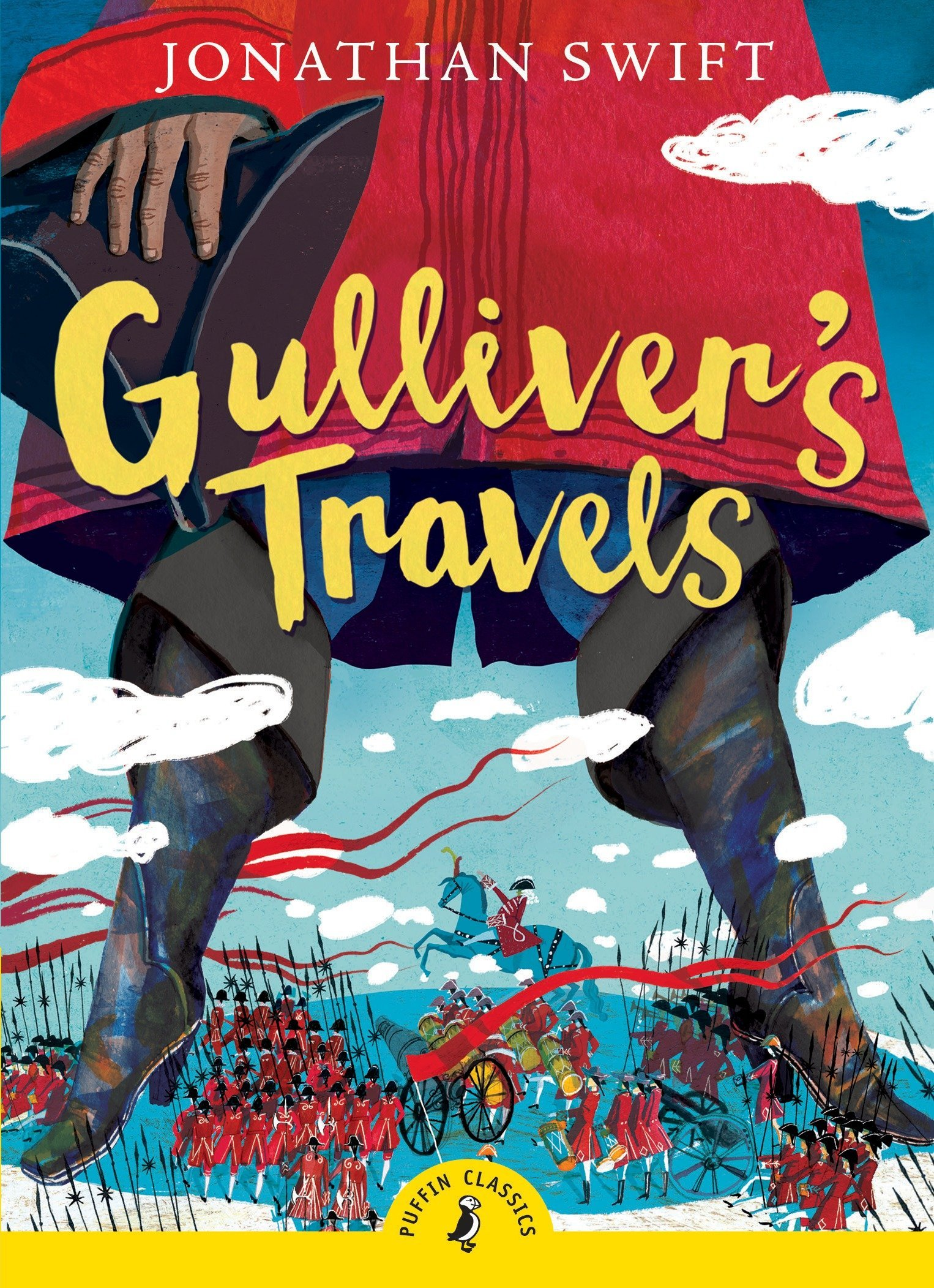23) Gulliver's Travels - Often praised as one of if not the famous texts of satire, Swifts Gulliver's Travels is so much more than that. It's an insightful look into human nature, morality, and society, and despite its publication date of 1726 it reads remarkably like modern works. The stories are clever and engaging, and they contain something for almost all readers.