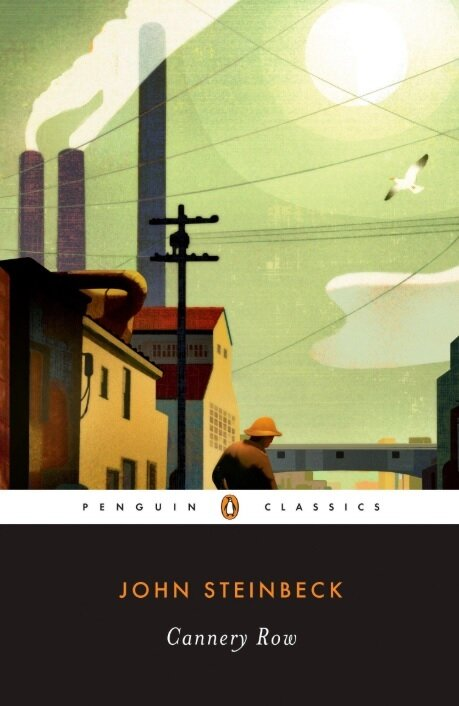 """32) Cannery Row - Readers of this list are no doubt familiar with Steinbeck's most famous works, including Of Mice and Men, The Grapes of Wrath, and if you've ever been in any high school English class, The Pearl. One of his lesser known books, Cannery Row is a novella of short stories that highlights Steinbeck's talent in writing """"slice of life"""" stories. The stories focus on the dispossessed, characters forced to live in extreme poverty at the fringes of society. What makes this particular collection so special is the way in which Steinbeck depicts the small, hidden treasures of ordinary life, and the characters radiate with unshakable spirit despite the darkness that hangs over them. It wouldn't be a stretch to say Cannery Row is Steinbeck's most subtle and mature book."""