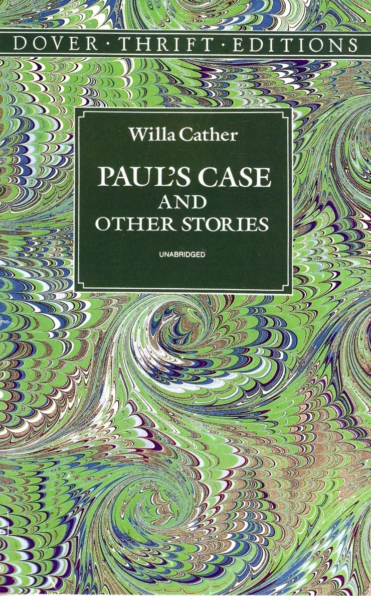 33) Paul's Case - Paul's Case exists that the same space as novels like Salinger's The Catcher in the Rye and Cameron's Some Day This Pain Will Be Useful To You, in that it's about an adolescent who clashes with society and expectations. However, Paul's Case is unique in that it involves themes of homosexuality, specifically alienation in a turn-of-the-century society. Cather's short story is an incredibly damning condemnation of repressive cultures, and it demands the stripping of alienation from marginalized groups before they are forced to extremes.