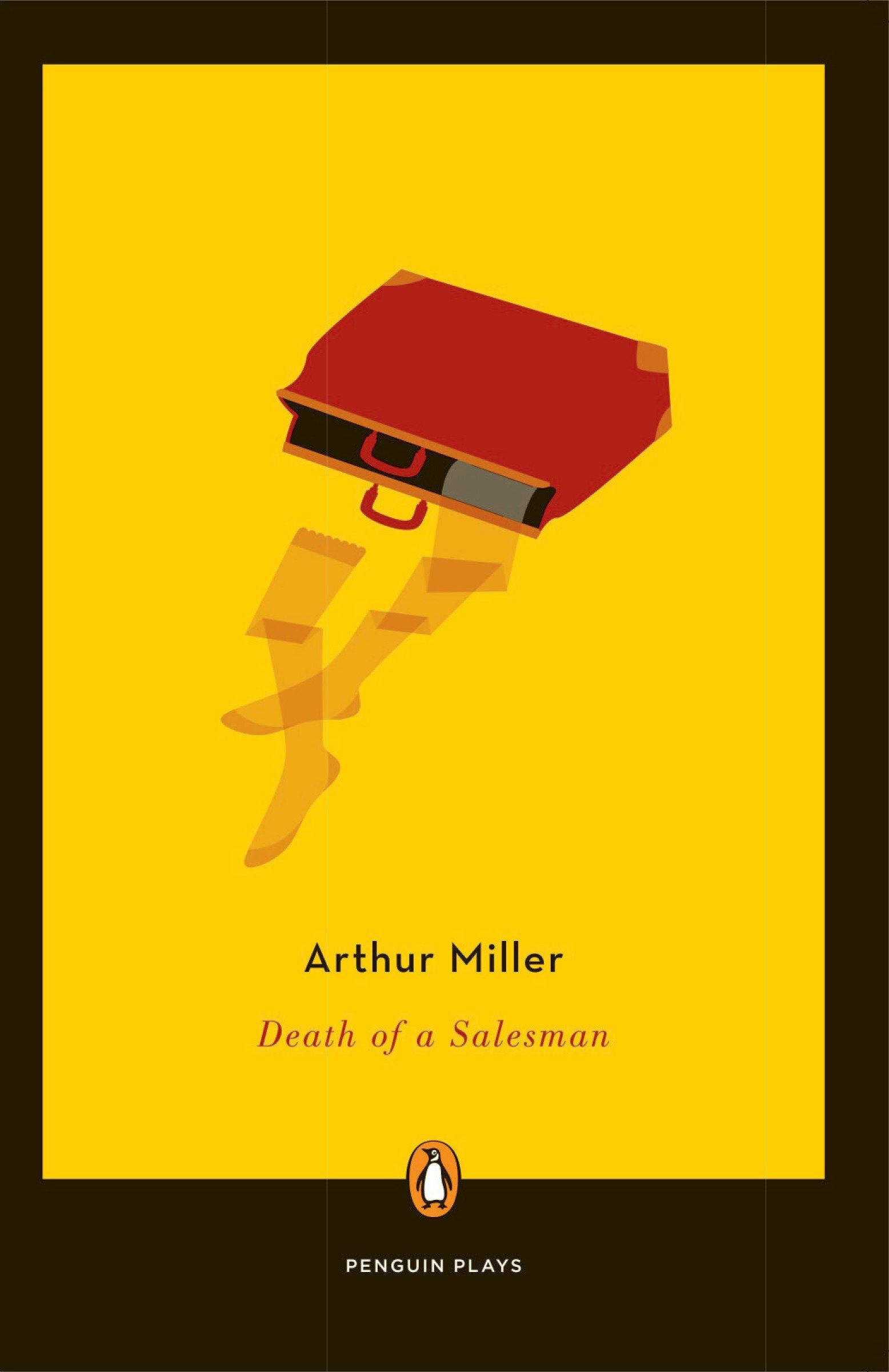 34) Death of a Salesman - If there ever a story to capture the transparency and futility of wealth as a means to happiness, it's Arthur Miller's Death of a Salesman. Undoubtedly one of the best American plays of our time,