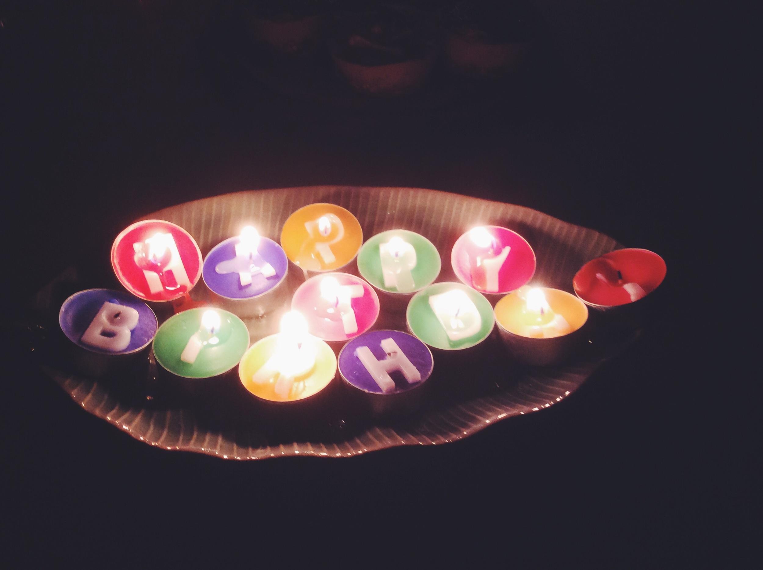 この日はShihokoの誕生日でした!