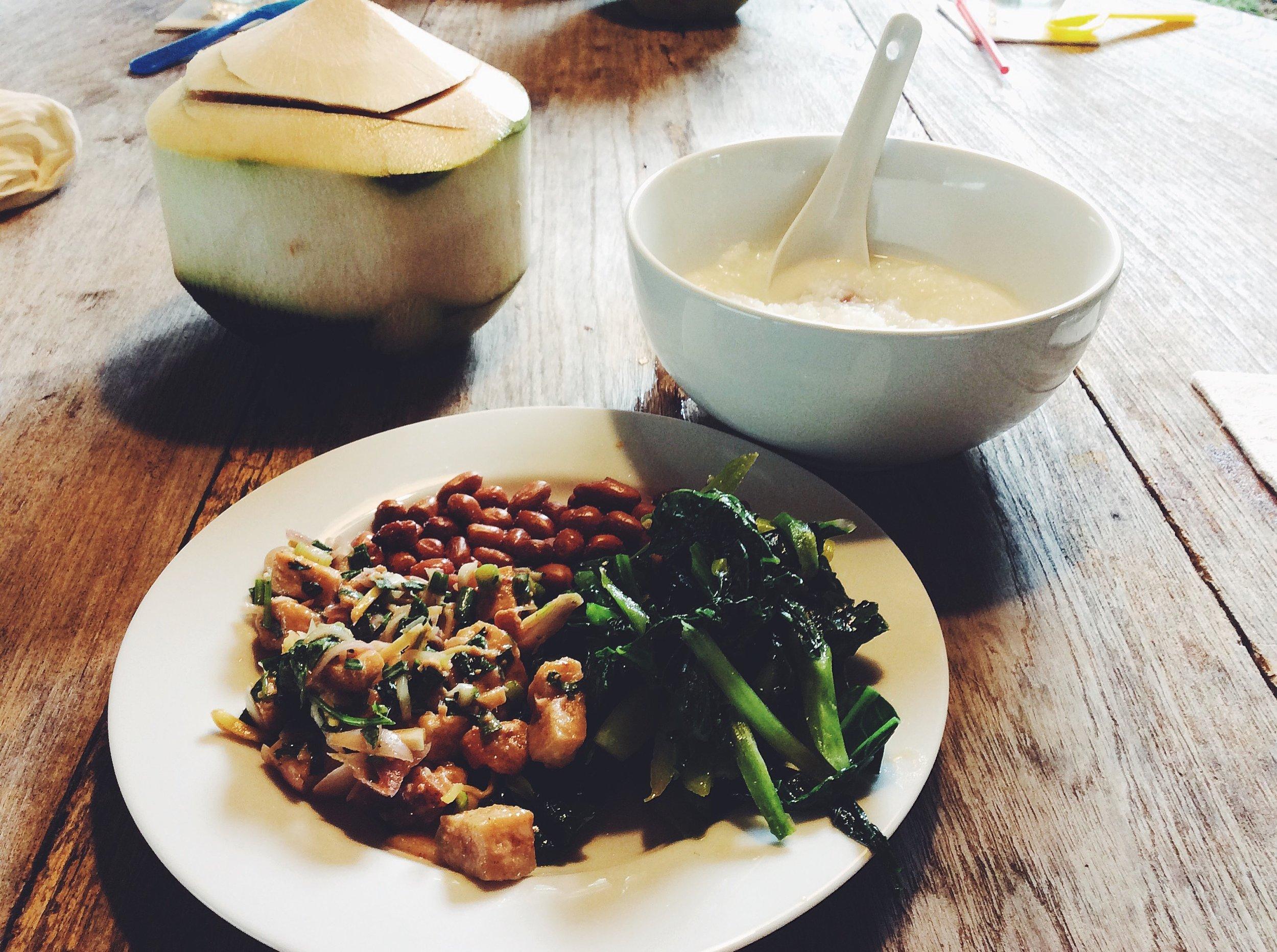 Healthy Thaifood