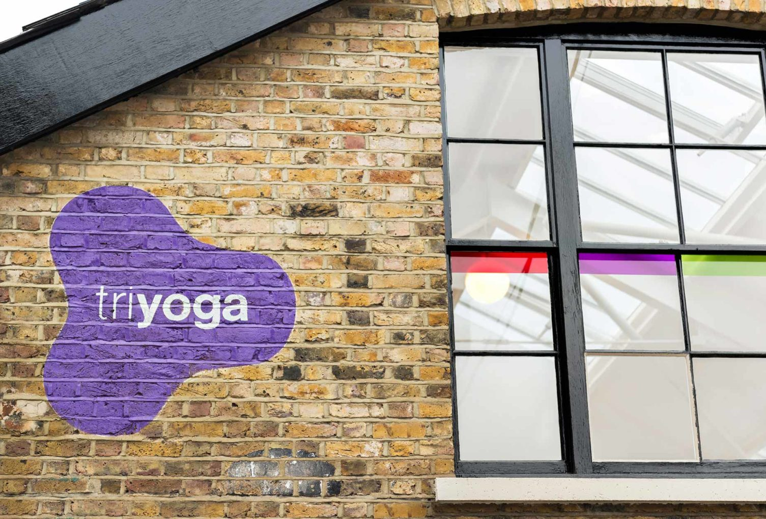 triyoga, 57 Jamestown Road, London, NW1 7DB  A beautiful renovated Victorian warehouse – originally a piano factory – with high ceilings, natural light and lots of space. Walking distance from Chalk Farm and Camden London Underground stations.