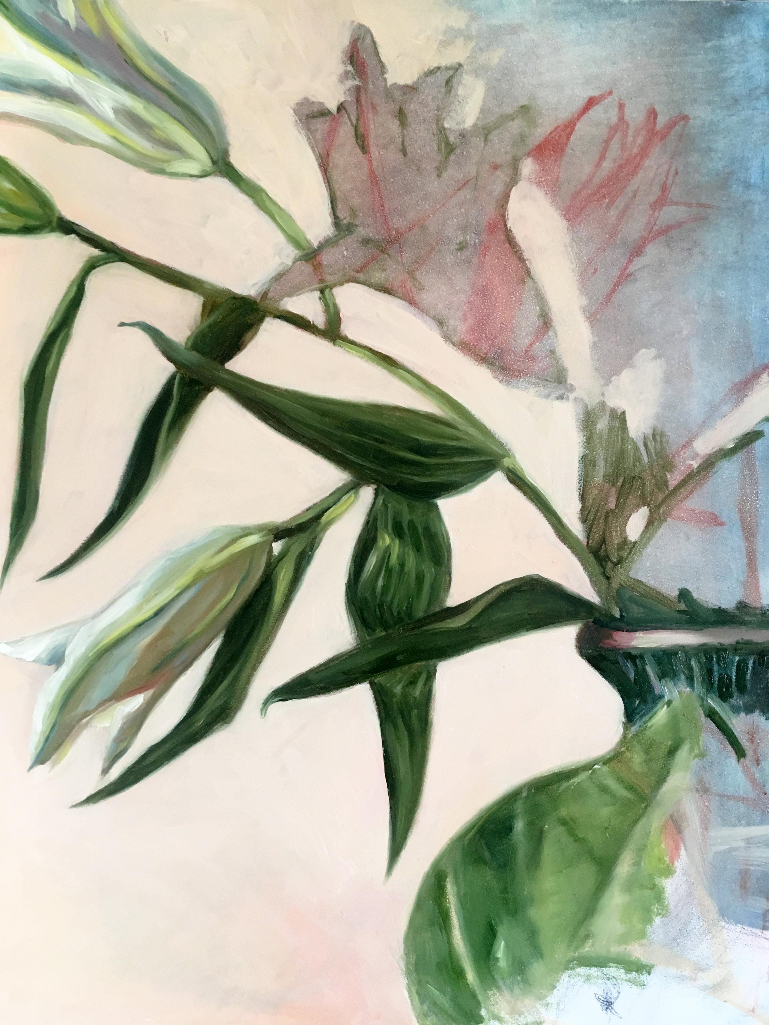 Flower Study-Mayon Hanania.JPG