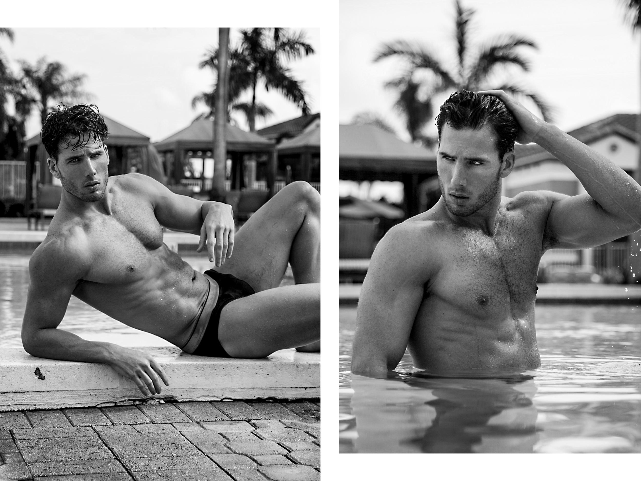 Swimwear by  Calvin Klein