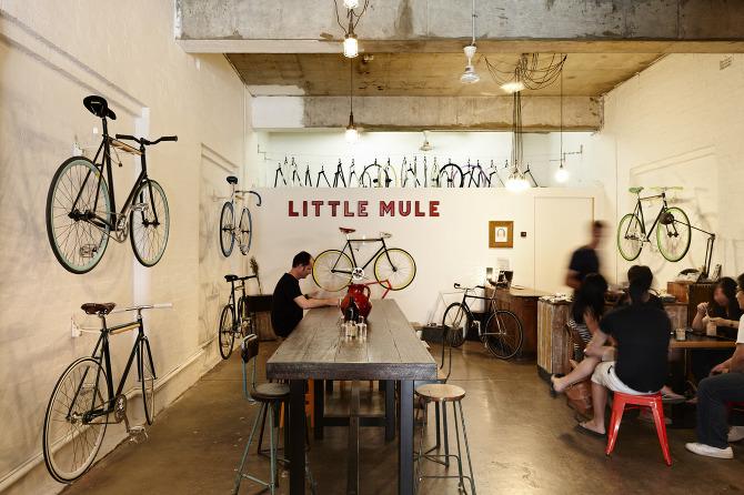Little Mule in Melbourne
