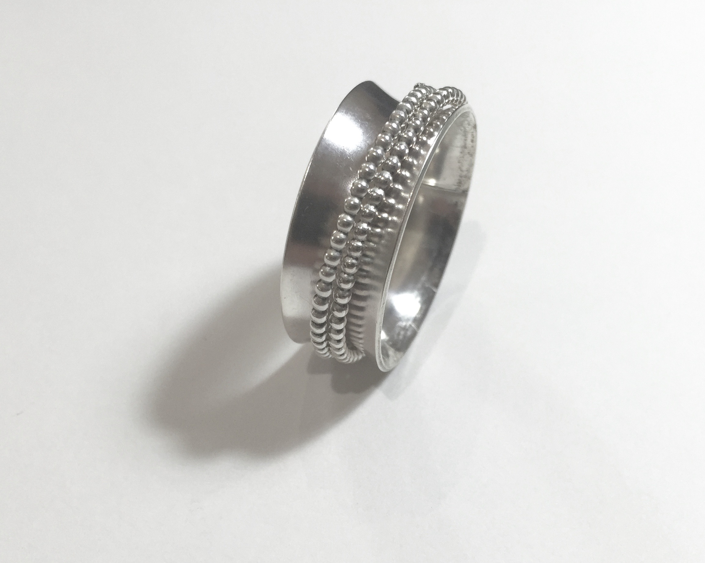 Spinner Ring Workshop