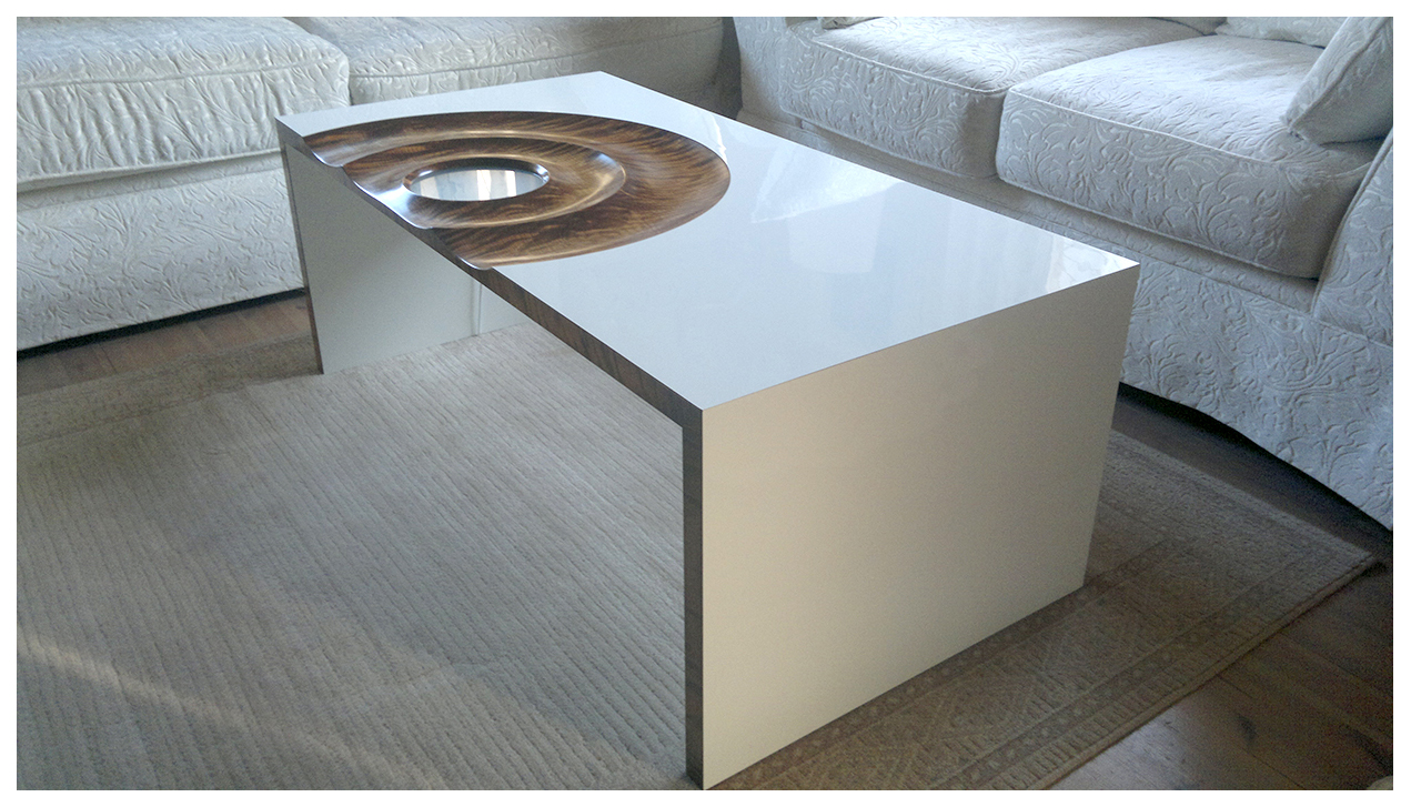 olohuoneen pöytä