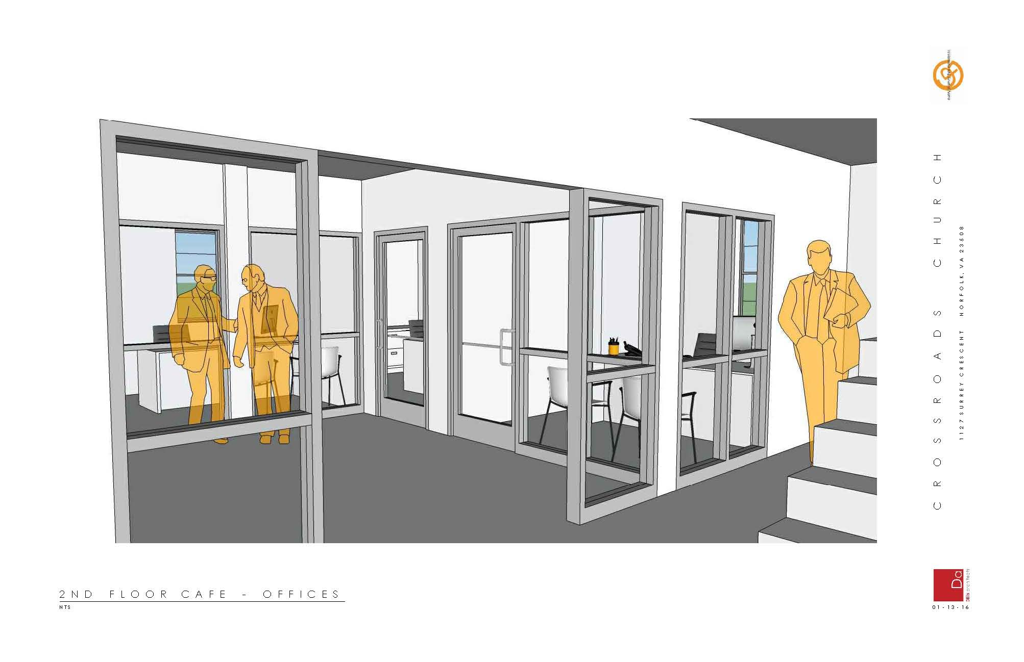 2nd Floor Office Suite