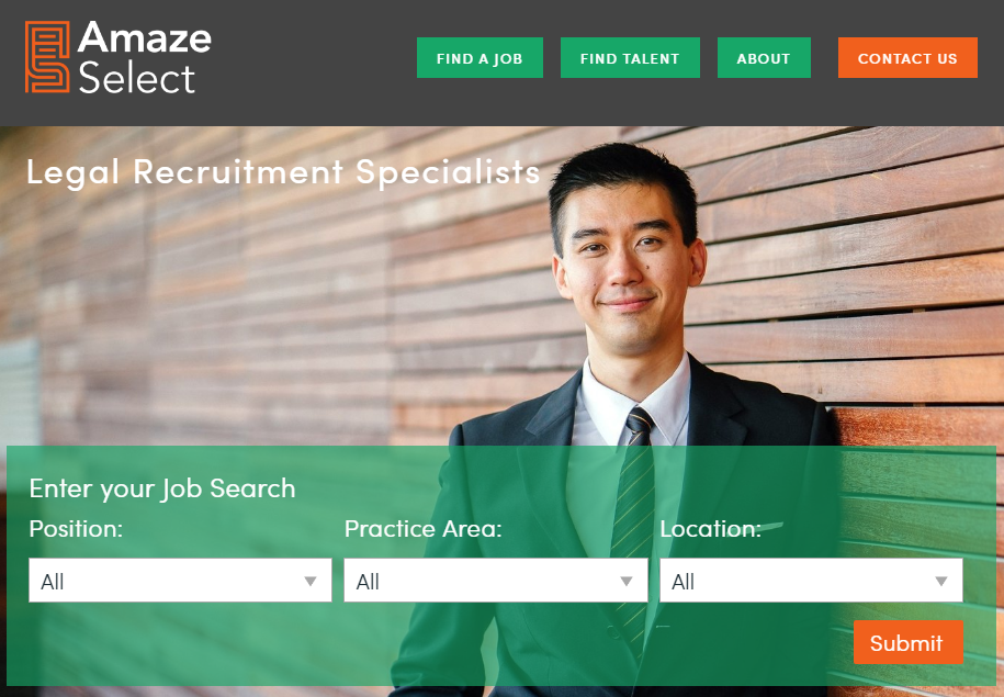 Amaze Select - Legal Recruitment SpecialistsCompleted January 2019