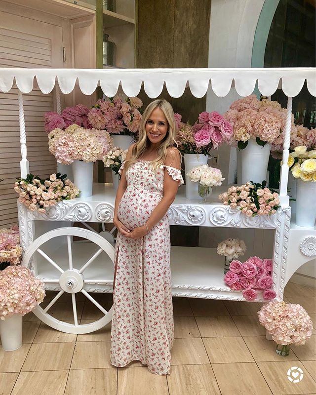 Yesterday was a dream! Baby Emerson and I were showered with so much love by so many amazing women and my gratitude is endless. Thank you to my mama for hosting and loving your girls so hard! I posted some fun BTS pics on my story now...more photos to come from @aliciaminkphoto and I will definitely share more ✨ Ultimate floral dreams became a reality thanks to @bloomboxdesigns and thank you @riverandbridge for the perfect touches everywhere. @detailssamantha love you thank you and @beautybymelina thank you for making me feel so beautiful!  http://liketk.it/2wt8M #liketkit @liketoknow.it #ltkfamily #ltkbump