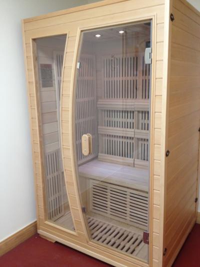 Infrared Sauna Dublin Raheny