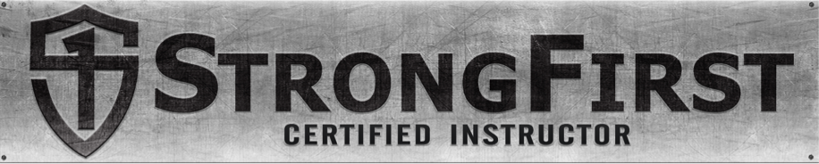 StrongFirst certified instructor