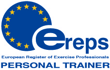 EReps personal trainer certificate