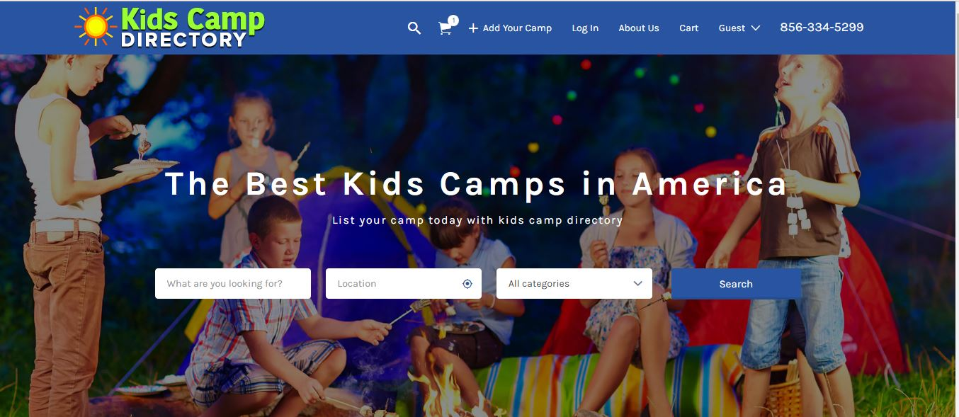 Kids Camp Directory