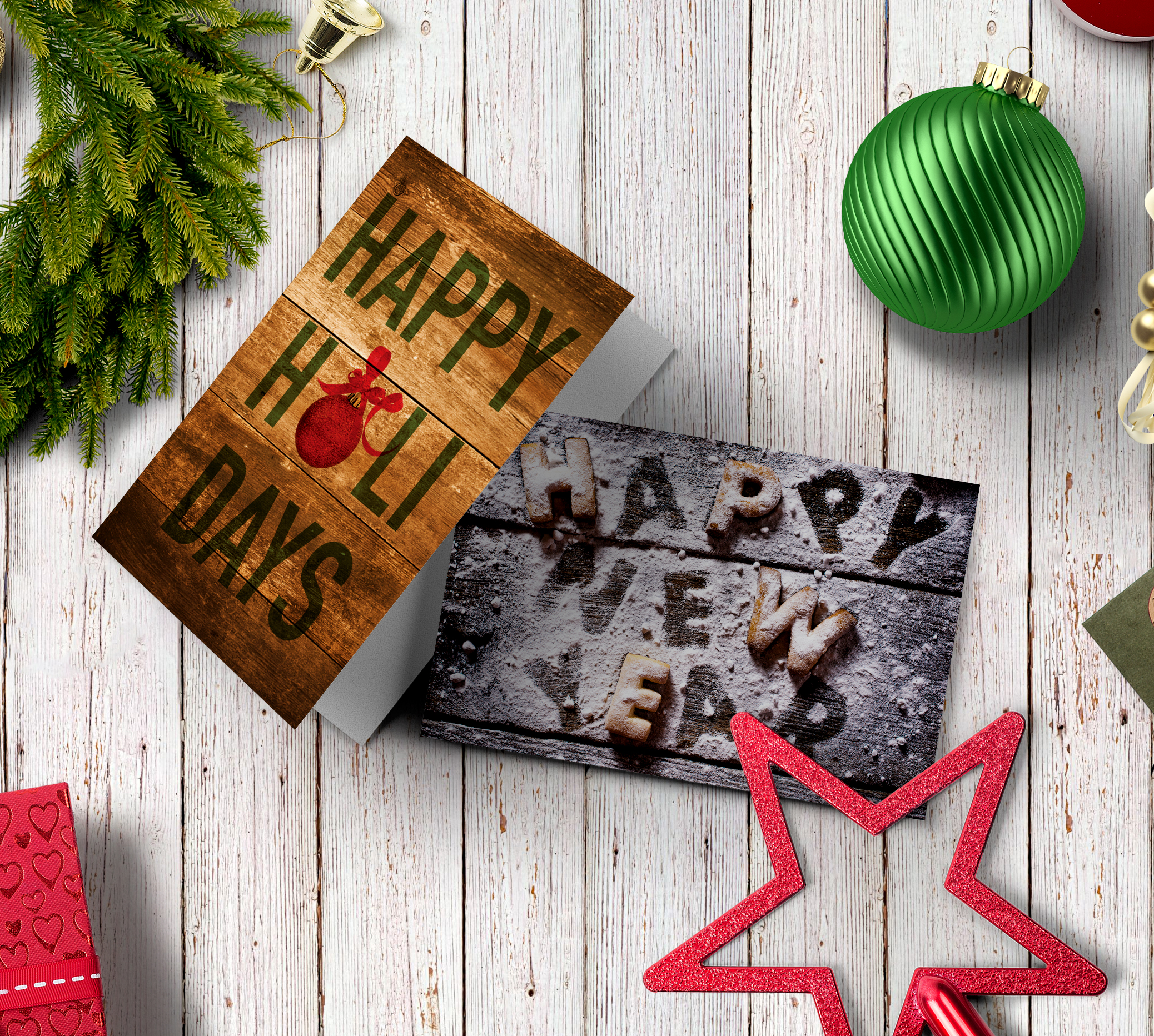 US Foods 2015 Corporate Holiday Cards